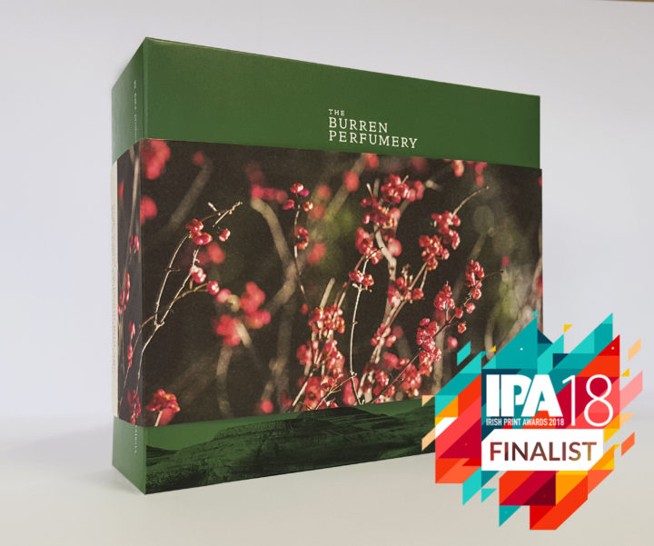 Finalist in the category of Luxury Printer of the Year