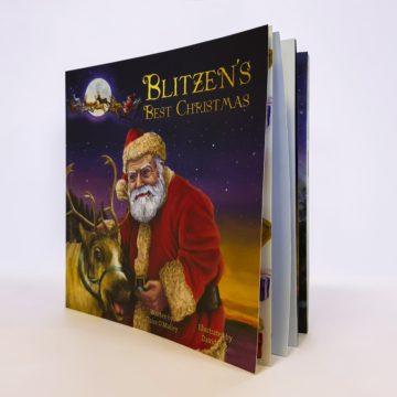 Blitzens Best Christmas Book