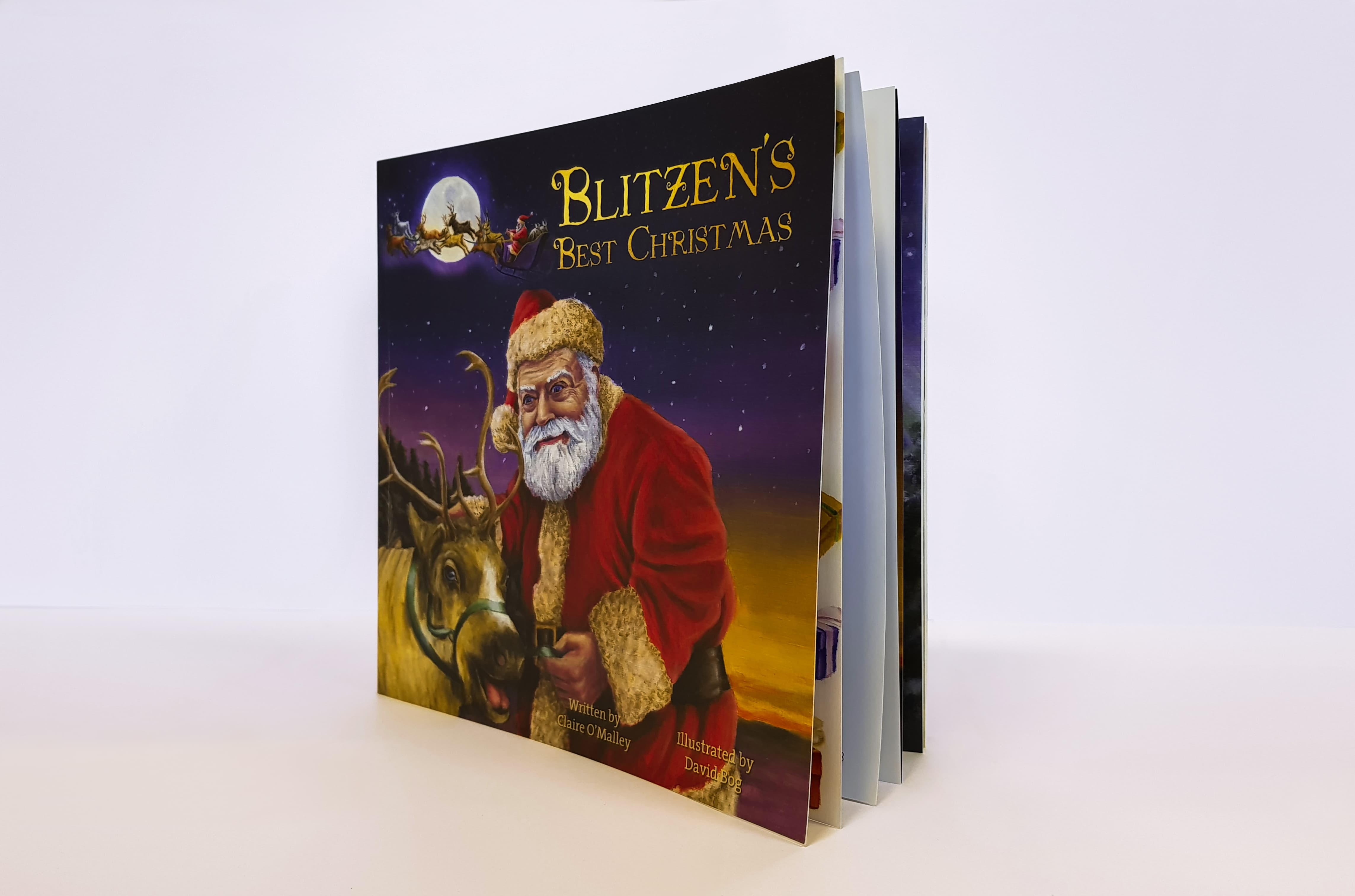Blitzens Best Christmas Book