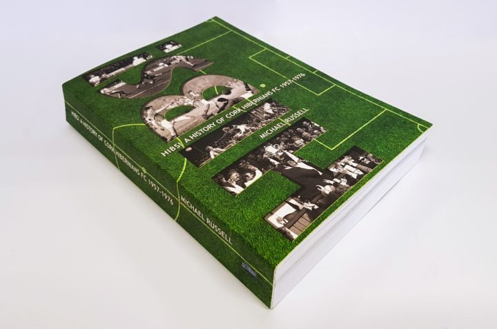 Historical Book: A History of Cork Hibernians