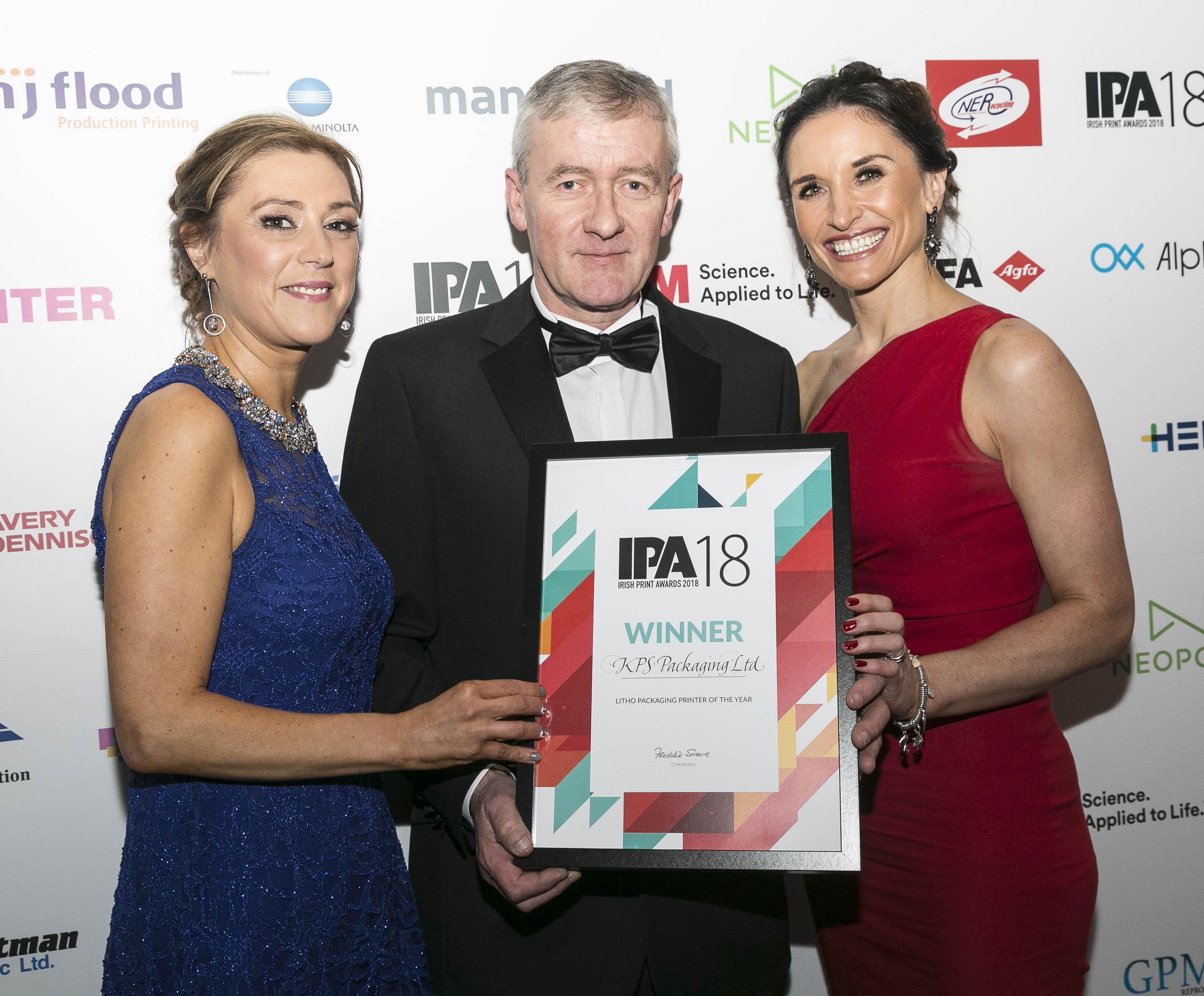 Irish Print Award Winners
