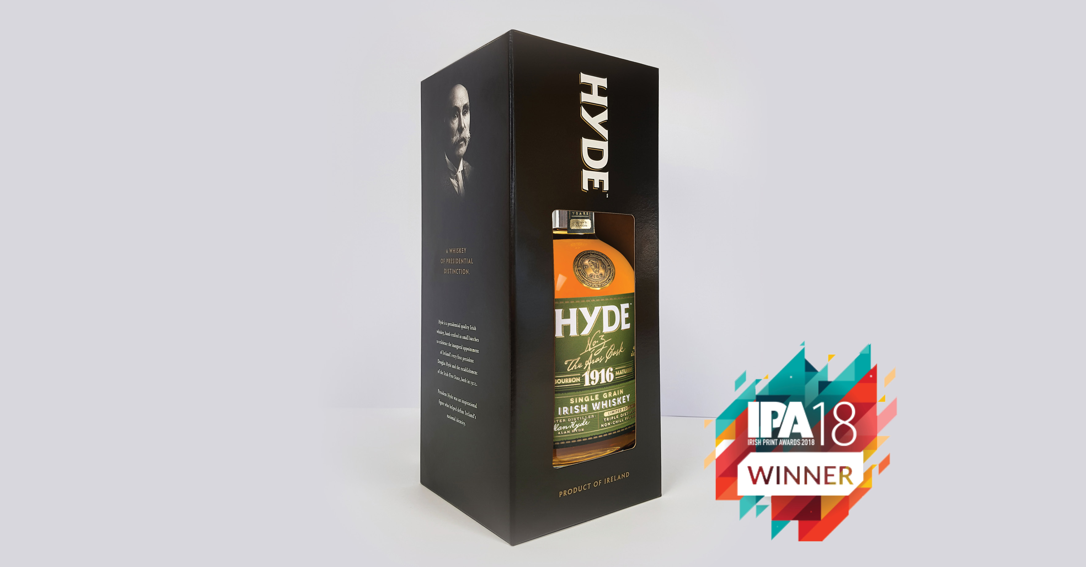 The Burden Perfumery - IPA Award Winner 18