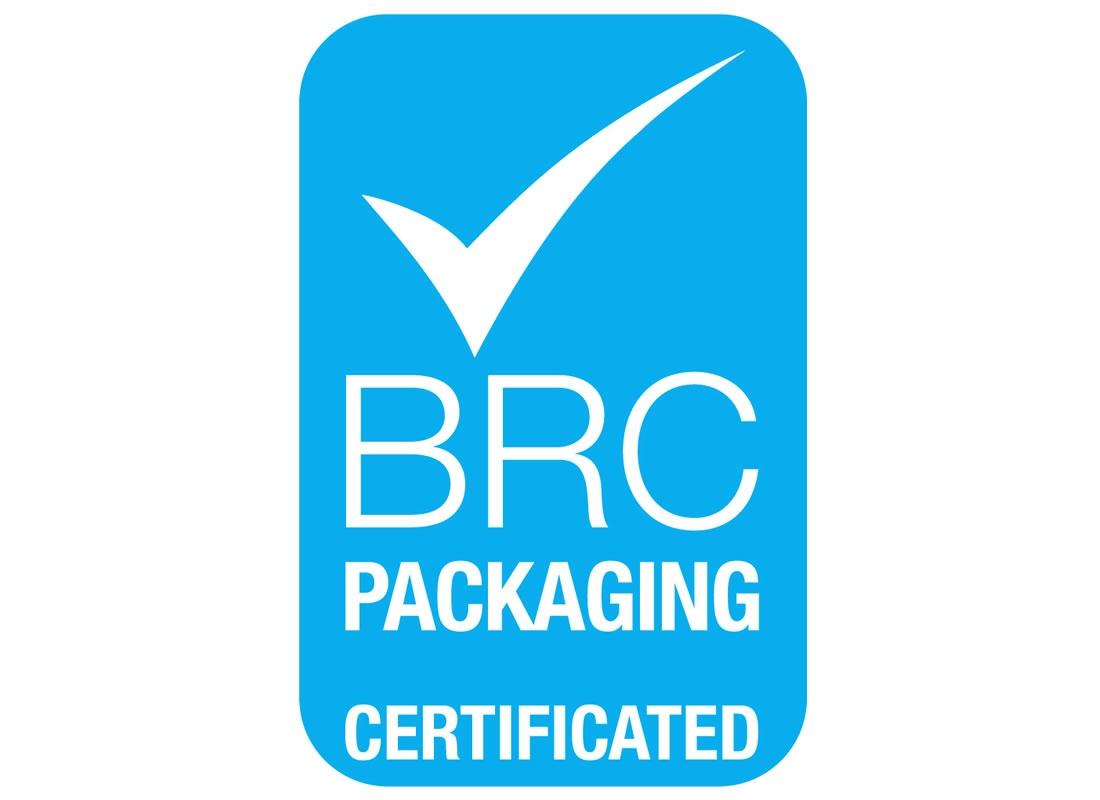 BRC Packaging Certificate