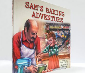 Sam's Baking Adventure