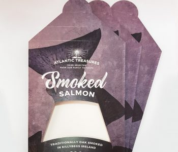 Atlantic Treasures Smoked Salmon